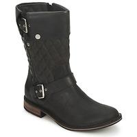 Cipők Női Csizmák UGG CONOR Fekete