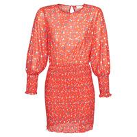 Ruhák Női Rövid ruhák Moony Mood FANETTE Piros