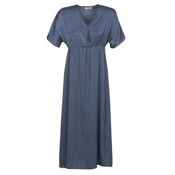 Ruhák Női Hosszú ruhák Betty London MOUDA Tengerész