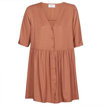 Ruhák Női Rövid ruhák Betty London MOUDENE Barna