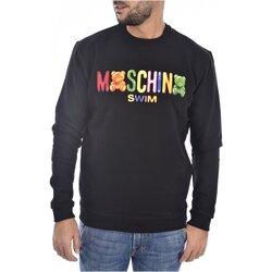 Ruhák Férfi Pulóverek Love Moschino 3A1701 Fekete
