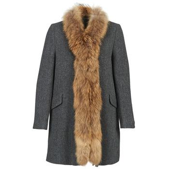 Ruhák Női Kabátok Stella Forest STILAN Szürke