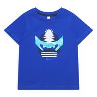 Ruhák Lány Rövid ujjú pólók Esprit ENORA Kék