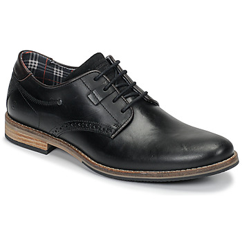 Cipők Férfi Oxford cipők André ROLL Fekete