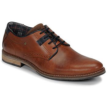 Cipők Férfi Oxford cipők André ROLL Barna