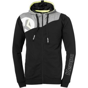 Ruhák Férfi Melegítő kabátok Kempa Veste à capuche  Core 2.0 noir