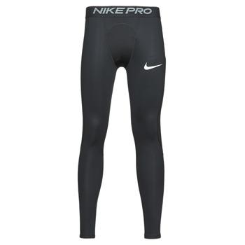 Ruhák Férfi Legging-ek Nike M NP TGHT Fekete  / Fehér