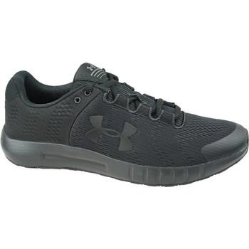 Cipők Női Futócipők Under Armour Micro G Pursuit BP Czarne