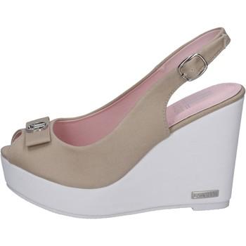 Cipők Női Szandálok / Saruk Lancetti BP560 Bézs