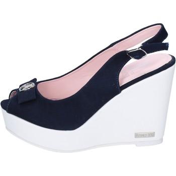 Cipők Női Szandálok / Saruk Lancetti BP561 Kék