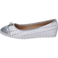 Cipők Női Balerina cipők  Lancetti BP563 Fehér