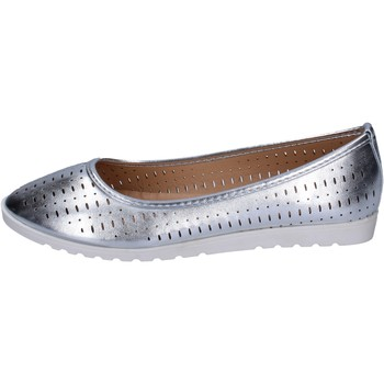 Cipők Női Balerina cipők  Lancetti BP564 Ezüst
