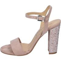 Cipők Női Szandálok / Saruk Olga Rubini Szandál BP570 Rózsa