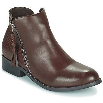 Cipők Női Csizmák Xti  Barna