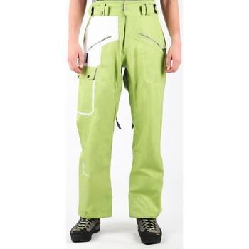 Ruhák Férfi Nadrágok Salomon Spodnie narciarskie  Sideways Pant M L1019630036 zielony