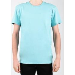 Ruhák Férfi Rövid ujjú pólók DC Shoes T-shirt DC SEDYKT03376-BHA0 niebieski