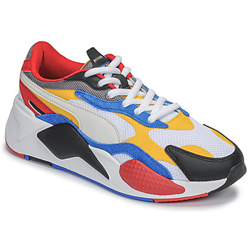 Cipők Rövid szárú edzőcipők Puma RS-X3 Sokszínű