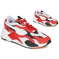 Cipők Rövid szárú edzőcipők Puma RS-X3 Piros / Fehér