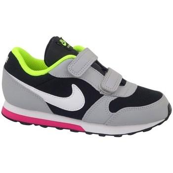 Cipők Gyerek Futócipők Nike MD Runner 2 TD Seledynowe,Czarne,Szare