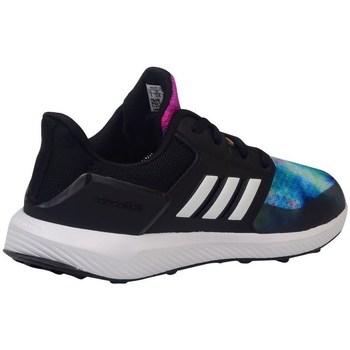 Cipők Gyerek Futócipők adidas Originals Rapidarun X K Czarne