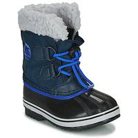 Cipők Gyerek Hótaposók Sorel CHILDRENS YOOT PAC NYLON Kék