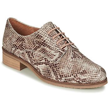 Cipők Női Oxford cipők André PANCAKE Bézs