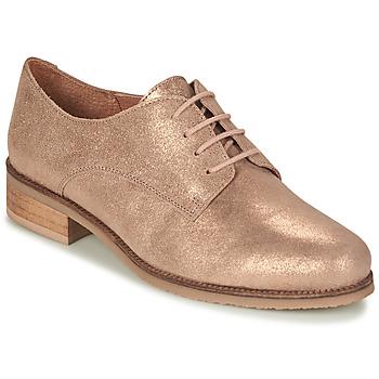 Cipők Női Oxford cipők André PANCAKE Arany