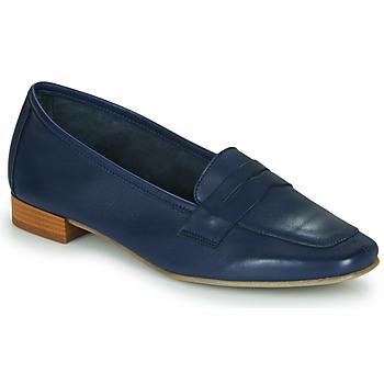 Cipők Női Mokkaszínek André NAMOURS Tengerész