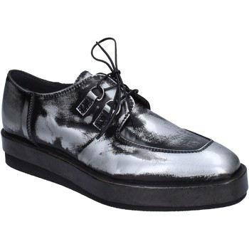 Cipők Női Oxford cipők Moma BP909 Fekete