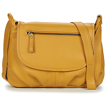 Táskák Női Válltáskák Betty London MATILOU Mustár sárga
