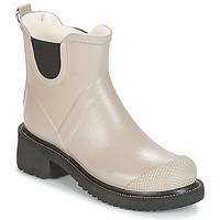 Cipők Női Gumicsizmák Ilse Jacobsen RUB47 Okker-Cserszínű
