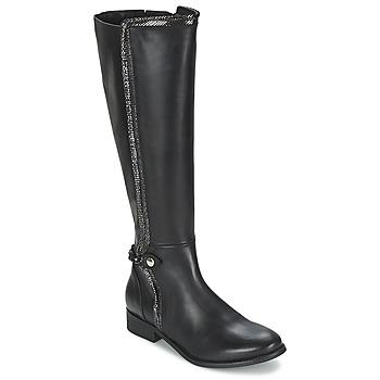 Shoes Női Városi csizmák Regard ROBALO Fekete