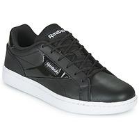 Cipők Női Rövid szárú edzőcipők Reebok Classic REEBOK ROYAL CMPLT CLN LX Fekete  / Fehér / Fehér