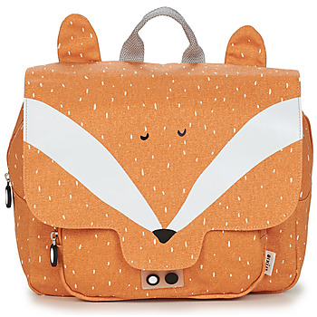 Táskák Gyerek Iskolatáskák TRIXIE MISTER FOX Narancssárga