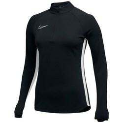 Ruhák Női Melegítő kabátok Nike Womens Dry Academy 19 Dril Top Fekete