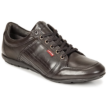 Cipők Férfi Oxford cipők Levi's TOULON Barna