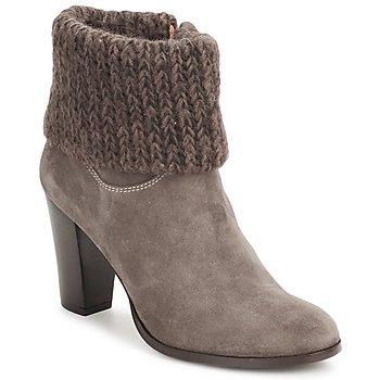 Cipők Női Bokacsizmák Paul & Joe LUISA Barna