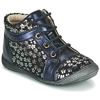 Cipők Lány Csizmák GBB OMANE Kék
