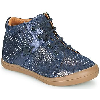 Cipők Lány Csizmák GBB DUANA Kék