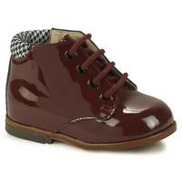 Cipők Lány Magas szárú edzőcipők GBB TACOMA Piros