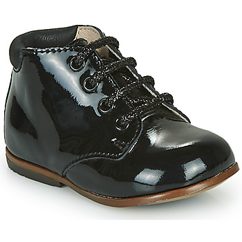 Cipők Lány Csizmák GBB TACOMA Fekete