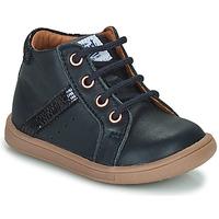 Cipők Lány Magas szárú edzőcipők GBB AGLAE Kék