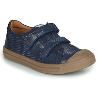 Cipők Lány Rövid szárú edzőcipők GBB NOELLA Kék