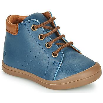 Cipők Fiú Csizmák GBB TIDO Kék