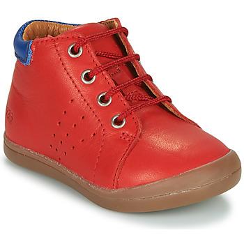 Cipők Fiú Csizmák GBB TIDO Piros