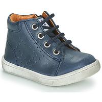 Cipők Fiú Csizmák GBB FOLLIO Kék