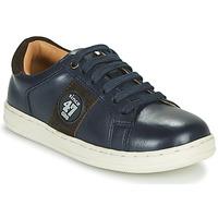 Cipők Fiú Rövid szárú edzőcipők GBB MIRZO Kék