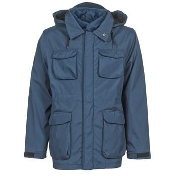 Ruhák Férfi Steppelt kabátok Bellfield GORIN Tengerész