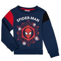 Ruhák Fiú Pulóverek TEAM HEROES SPIDERMAN SWEAT Tengerész