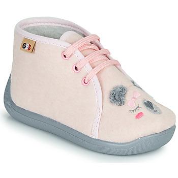 Cipők Lány Mamuszok GBB CHARIE Rózsaszín